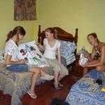 Hannah, Jean-Mari, Christianne