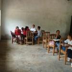 Malcote - inside the classroom