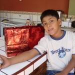 Joel, Telma's nephew