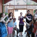 Telma's amazing Passion Fruit Wine - Cheers