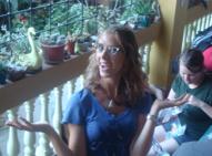 But, you should see the smattering of vintage eye glasses Christiane kept.