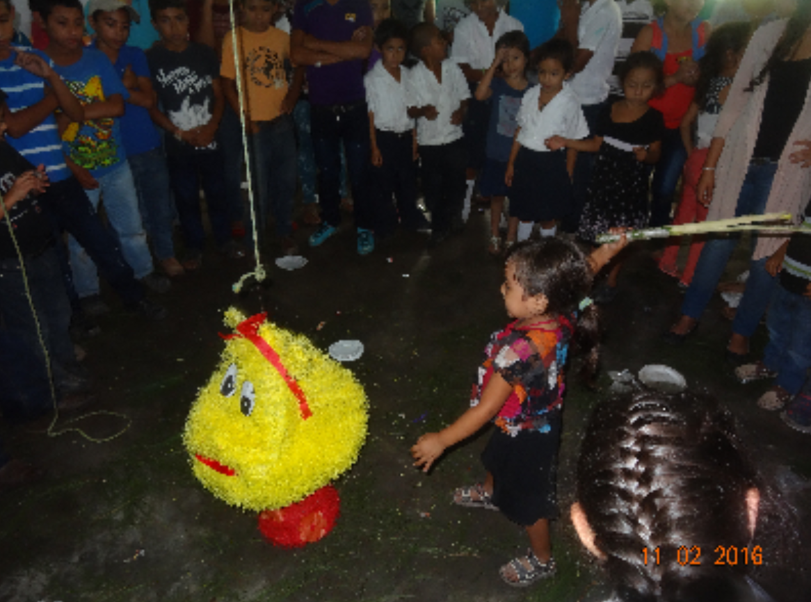 And best of all, piñatas!